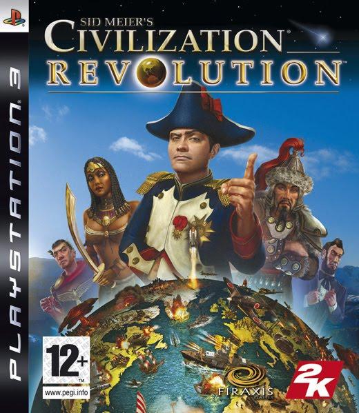 Civilization Revolution PS3
